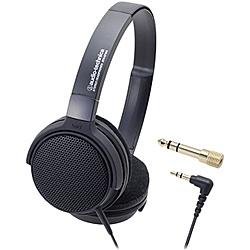 オーディオテクニカ [ATH-EP300 BK] 楽器用モニターヘッドホン ブラック
